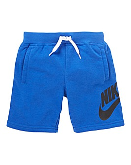 Nike Young Boys Alumni Fleece Shorts