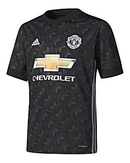 Adidas MUFC Boys Youth Away Jersey