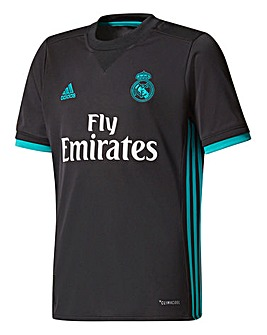 Adidas Real Madrid Boys Youth Away Jerse