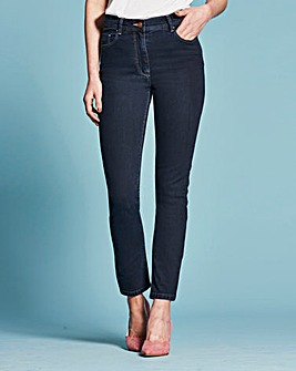 Straight Leg Jeans Extra Short
