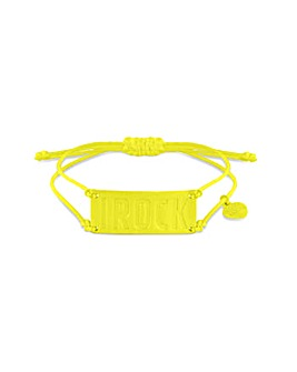 Ibiza Rocks I Rock Cord Bracelet