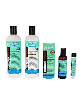 Nautrual World Coconut Hair Care Pack