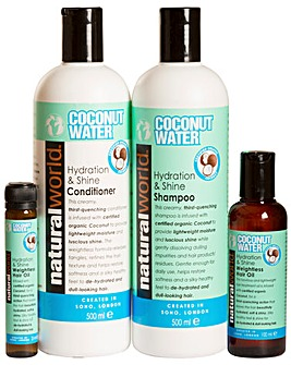 Coconut Water Hair Care Pack