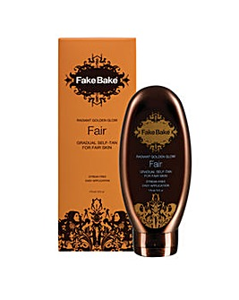 Fake Bake Golden Glow Fair Skin 170ml