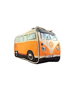 VW Wash Bag Orange