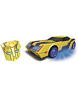 Transformers Bumblebee Turbo RC Car
