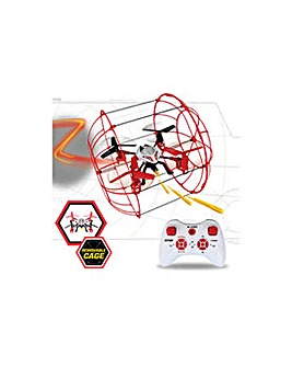 X-Bladez Stunt Quadcopter Gameplay Racer