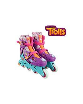 Trolls Adjustable In-Line Skates