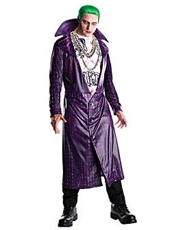 Suicide Squad Deluxe Joker Costume