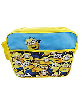 Minions Courier Bag.