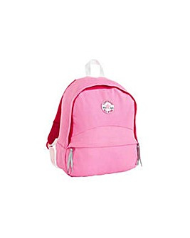 Converse All Star Light Pink Backpack.