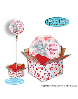 Tatty Teddy Mothers Day Balloon In Box