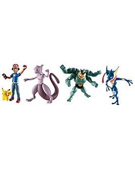 Pokemon Action Figure Assortment.