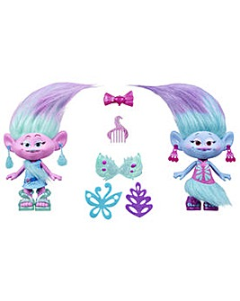 Trolls Satin and Chenilles Style Set.