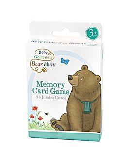 Bear Hunt Card Game