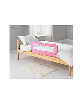 BabyStart Bed Rail - Pink.