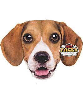 Pet Face Cushions Beagle