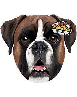 Pet Face Cushions Boxer