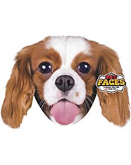 Pet Face Cushions King Charles