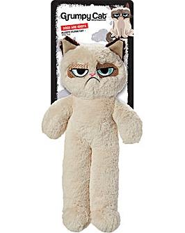 Grumpy Cat Floppy Plush Cat