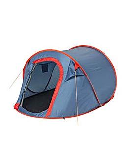 Highlander 3 Man Pop Up Tent.