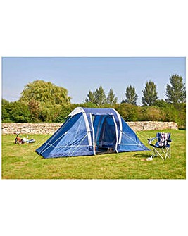 Trespass Air 4 Man 2 Room Tent.