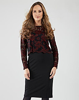 Joe Browns Crochet Lace Dress