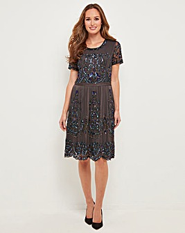 Joe Browns Pretty Beaded Dress