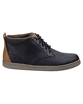 Skechers Helmer Mens Lace Up Boot