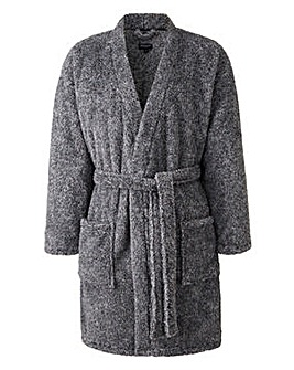 Capsule Fleece Dressing Gown