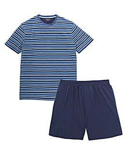 Capsule Striped Pyjama Set