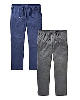 Capsule Pack of 2 Jersey Loungepants