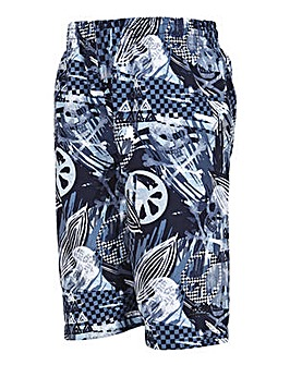 Zoggs Raiders Short