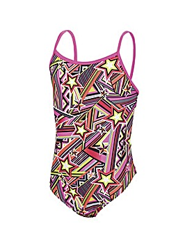 Zoggs Starburst Yaroomba Floral Swimsuit