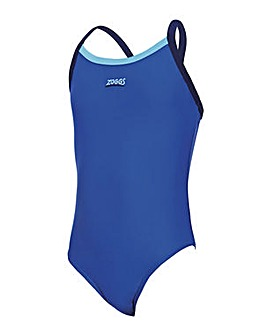 Zoggs Kerrawa Strikeback Swimsuit