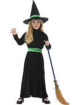 Halloween Girls Wicked Witch