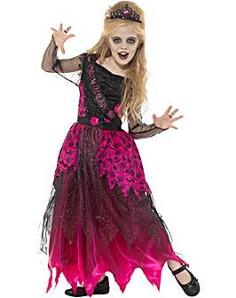 Halloween Deluxe Gothic Prom Queen