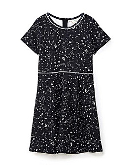 Yumi Girl Stardust Skater Dress