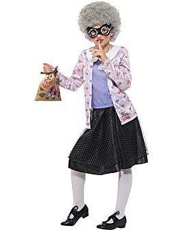 David Walliams Gangsta Granny Costume