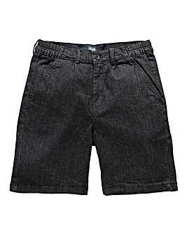 UNION BLUES Elasticated Denim Shorts