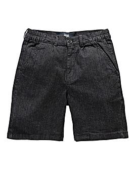 UNION BLUES Elasticated Denim Shorts