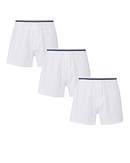 Capsule Pack of 3 Loose Fit Boxers