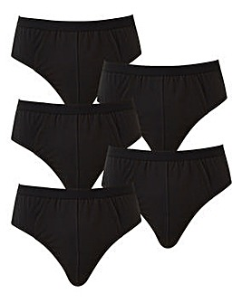 Capsule Pack of 5 Briefs