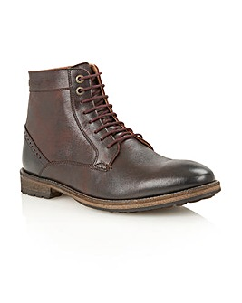 Frank Wright Acton lace-up boots