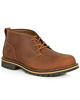 Timberland Tan Leather Ankle Boot