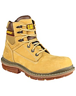 "CAT Workwear Fabricate 6"" safety boot"