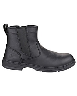 CAT Workwear Inherit pull on safety boot