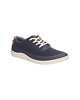 Clarks Mapped Edge Shoes