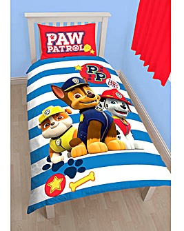 Paw Patrol Pawsome Panel Duvet