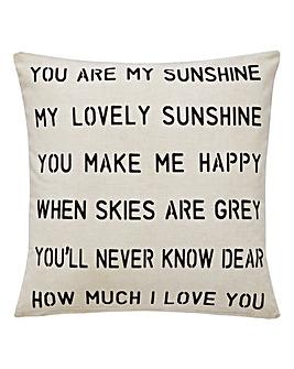 Sunshine Cushion